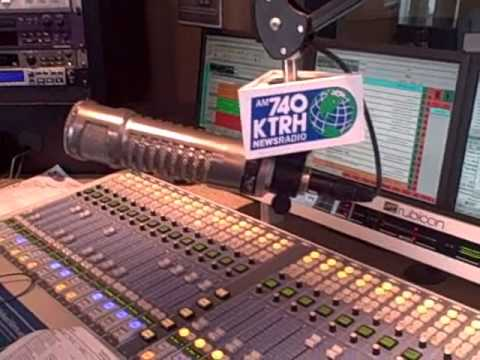 Houston's Morning News on I-Heart Radio