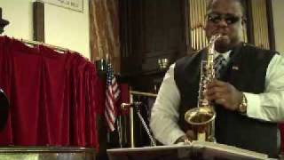 Chris Fleischer, Alto Saxophone- Blessed Be The Lord God Almighty.