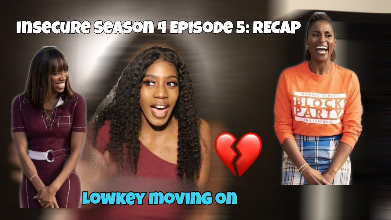 Download Insecure Season 4 Episode 5: RECAP