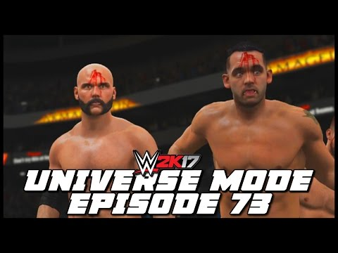 WWE 2K17   Universe Mode - 'ARMAGEDDON PPV!' (PART 2)   #73