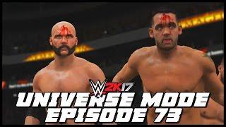 WWE 2K17   Universe Mode -