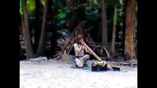 Australian Aboriginal Didgeridoo Music LIVE 2009