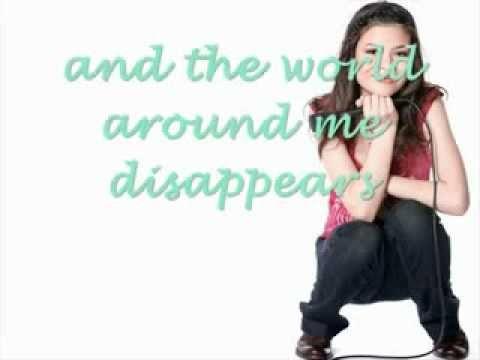 Miranda Cosgrove Kissin U- Lyrics HQ