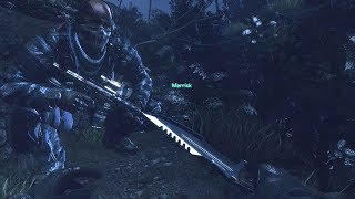 Most BRUTAL Stealth Mission from Call of Duty Ghosts ! End of the Line