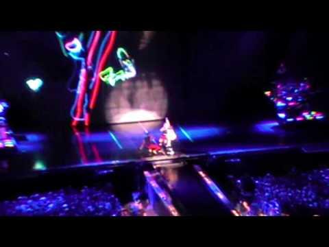 Madonna San Siro 2009  Concerto Integrale Parte Seconda