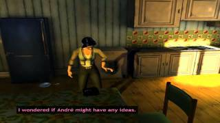 Broken Sword 3: The Sleeping Dragon Part 1