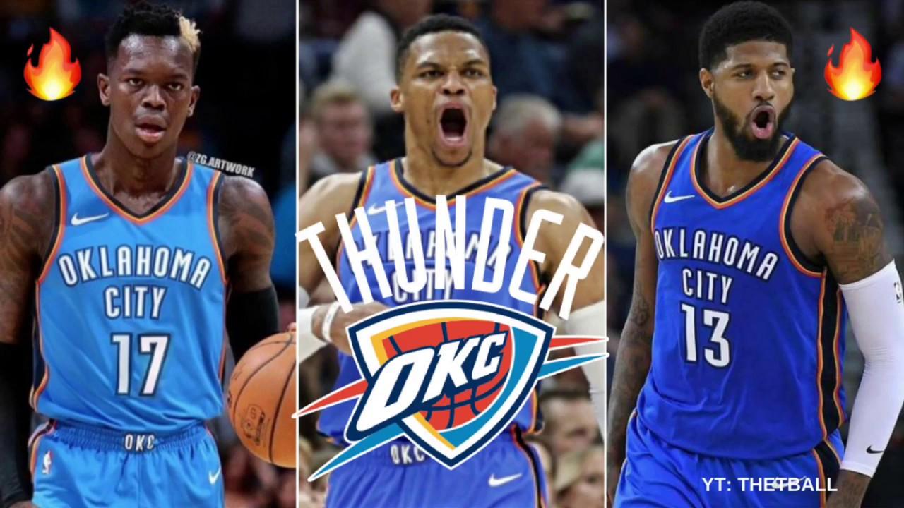 8c8aa1380c865 Previewing the Oklahoma City Thunder 2018-19 NBA Season & Predictions! |  Steven Adams the GOAT!