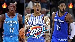 Previewing the Oklahoma City Thunder 2018-19 NBA Season & Predictions! | Steven Adams the GOAT!