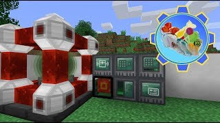 Candy Dish ep9 - Easy Autocrafting w/ Rftools Control