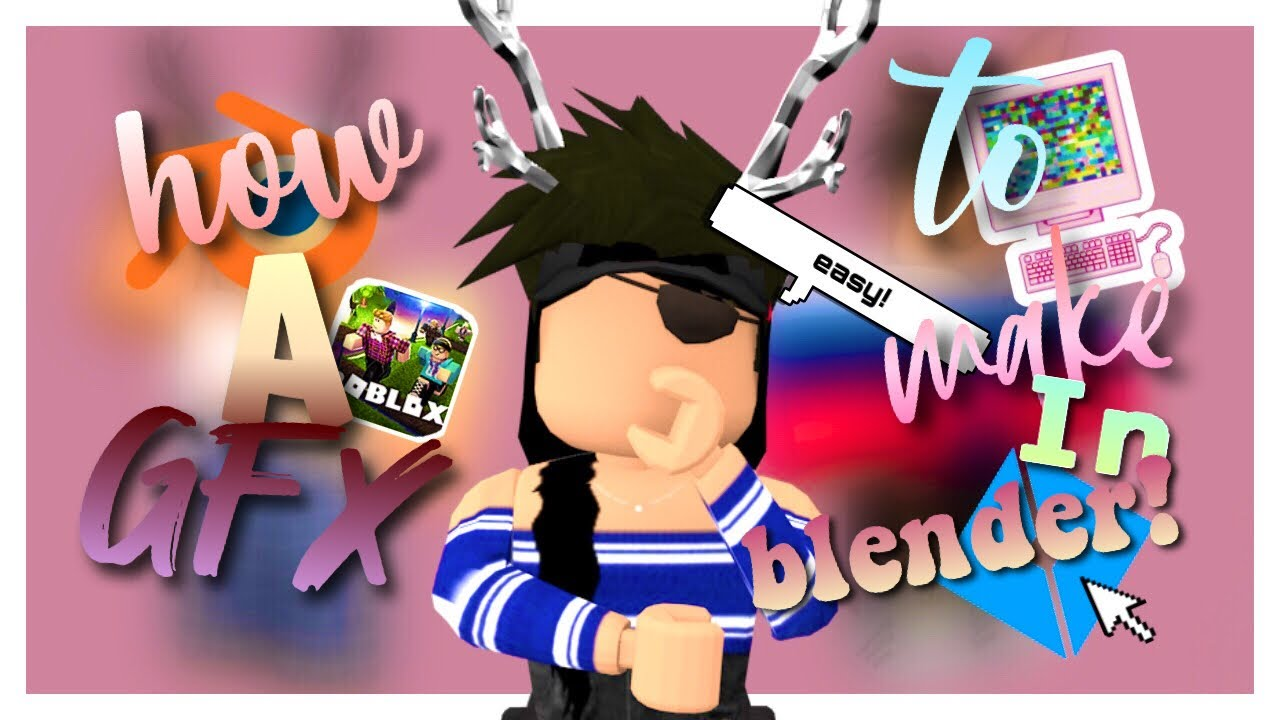 How To Render On Blender Roblox Tutorial By Nirvaine - how to bend limbs on roblox without blender read desc