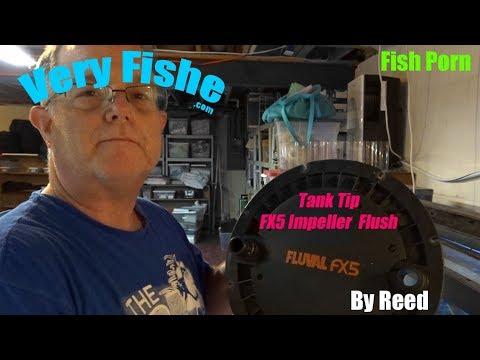 FX5 / FX6  Impeller Power Flush