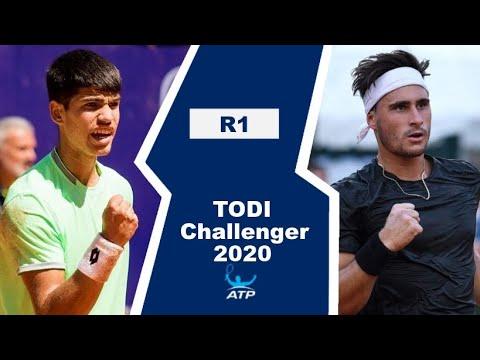 Carlos Alcaraz vs Gian Marco Moroni | TODI 2020