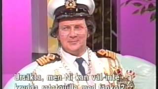 Café Haparanda Vieraana Carl Gustaf
