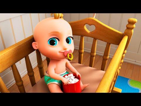 johny-johny-sim-papa-e-mais-músicas-infantis-|-o-reino-infantil