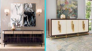100+ Modern sideboard cabinet design ideas for living room interior | Sideboard cabinet designs