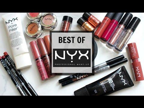 BEST OF NYX COSMETICS