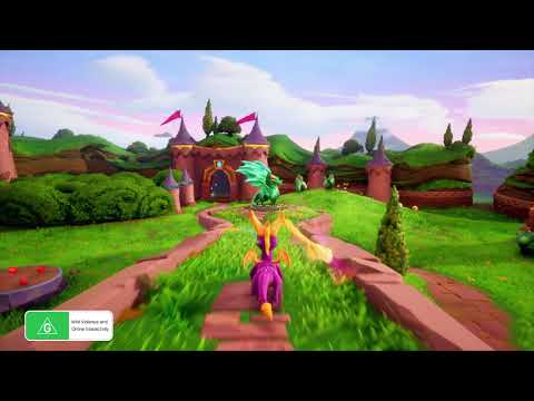 Spyro: Reignited Trilogy - Video