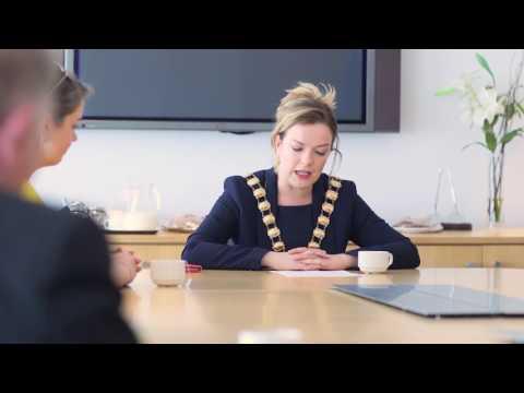 South Dublin County Artist Bursary Awards 2016 Mayor Sarah Holland Welcome Speech