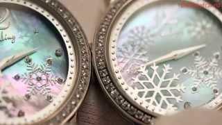 Обзор коллекции часов Blauling: SnowFlakes