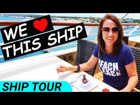 Day 4: Norwegian Sun Cruise (Norwegian Sun Ship Tour) 2019