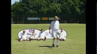 Soccer Training: Soccer Juggling and Juggling Tricks