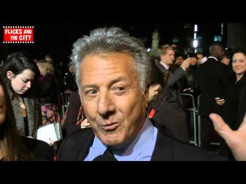 Dustin Hoffman Interview on Quartet