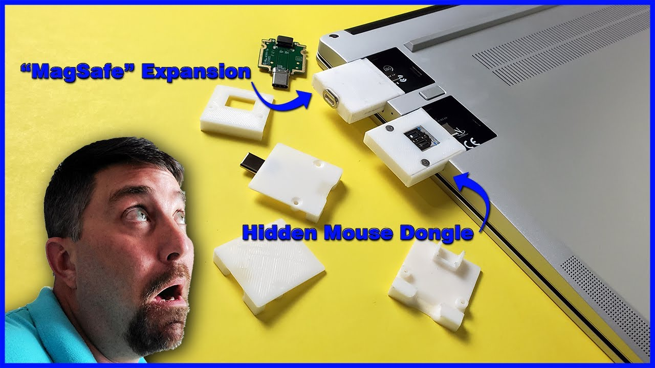 Prototyping Framework Laptop Expansion Cards