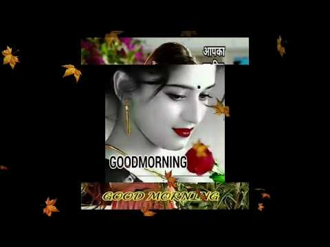 New Good Morning Video for WhatsApp