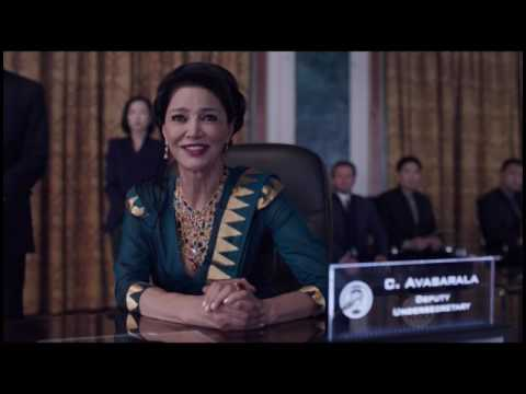 The Expanse: Chrisjen Avasarala Predicts the Future