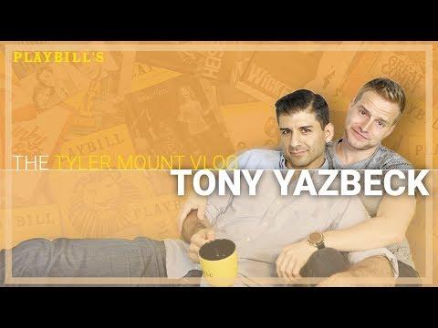 Prince of Broadway's Tony Yazbeck  TYLER MOUNT