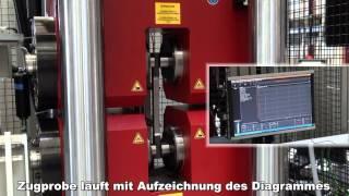 Испытательные машины Walter+Bai AG LF TTM 2000 (роботизированная система на базе машины)(, 2014-04-28T18:41:52.000Z)