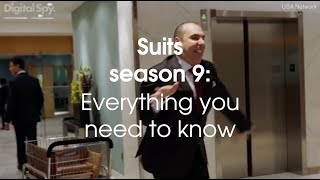 Suits Season 9: Everything you need to know
