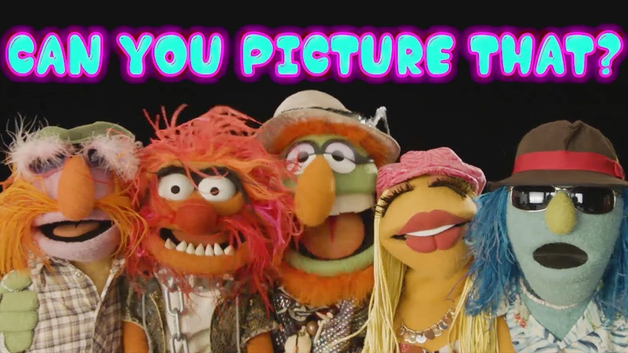 Muppets youtube channel