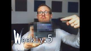 Weekly.5 : le smartphone le plus IMPORTANT (pour moi) - W38