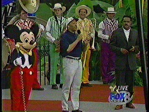 Disney Hunchback Of Notre Dame Premier Parade 6 19 96 Wvue Tv New Orleans La Youtube