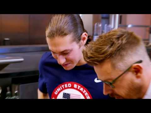Cooking With Team USA | What Will Jason Brown