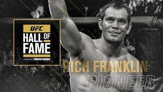 Hall da Fama do UFC: Rich Franklin