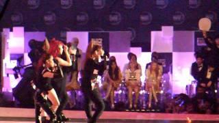 [Fancam] MAMA 29/11/2011 @ Singapore - 2NE1: I Am The Best