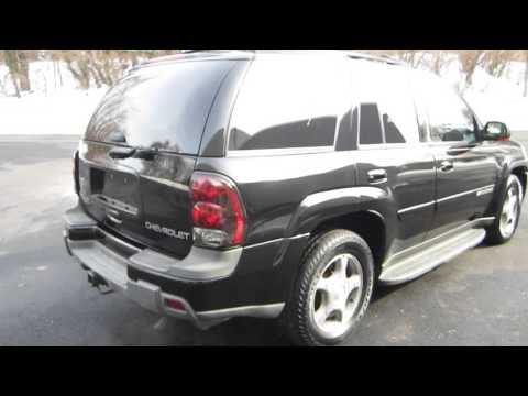 ** SUPER CLEAN & WELL MAINTAINED !! ** 2004 CHEVY TRAILBLAZER LT 4X4 ** SOLD !!