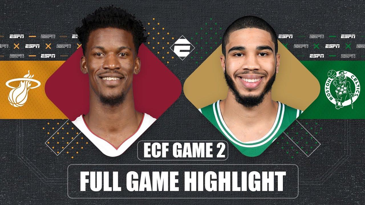 Miami Heat Vs Boston Celtics Game 2 Highlights 2020 Nba Playoffs Youtube