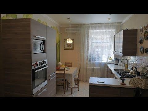 Замечательная 1к квартира с большой кухней-гостиной в ЖК Солнечный город в Казани