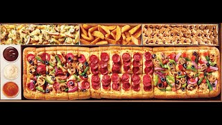 WE LOVE LIMO PIZZA BY PIZZA HUT!!! | Rayan and Ayesha Family Channel