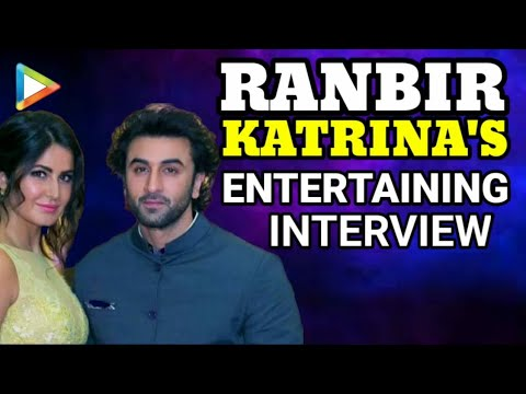 Ranbir Kapoor | Katrina Kaif | Jagga Jasoos | Full Interview