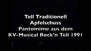 Apfelschuss aus Tell Traditionell. Musik: Hanspeter Reimann