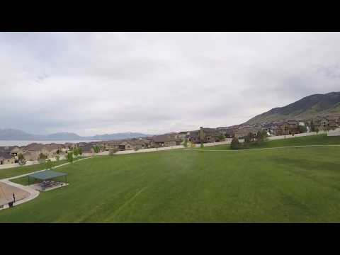 How gravity works on a sweet drone