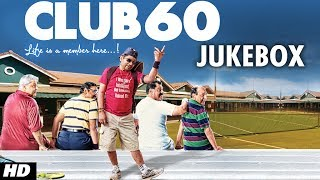 Club 60 Full Album | Jukebox | Farooque Sheikh, Sarika