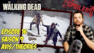 THE WALKING DEAD SAISON 9: épisode 16 Final avis/théories AVEC SPOILER