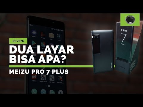Meizu Pro 7 Plus Review Indonesia