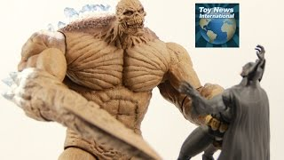 DC Collectibles Batman Arkham City Deluxe Clayface Figure Review