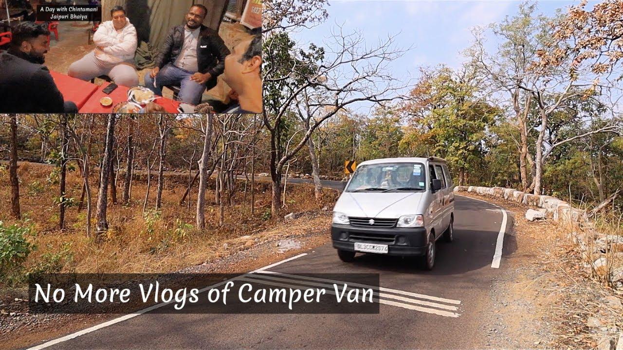 Last Vlog Of Camper Van | Camper Van in India